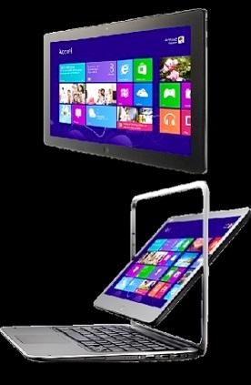 Windows 8 orienté tablettes tactiles