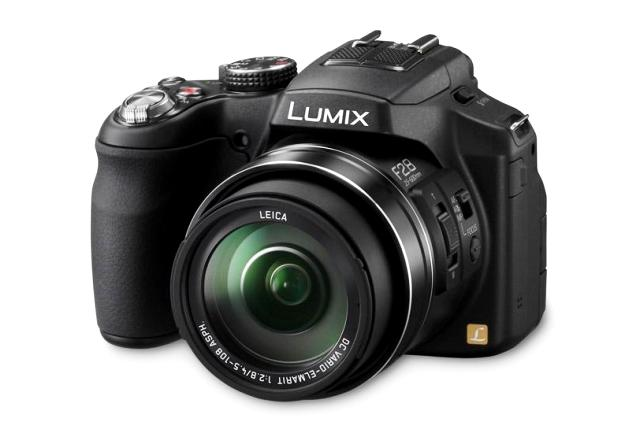 Appareil de photo bridge Panasonic Lumix Fz200
